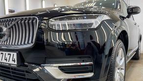 Volvo XC90 2021 Aizsardzības komplekss jaunam auto