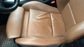 BMW Sēdekļa remonts