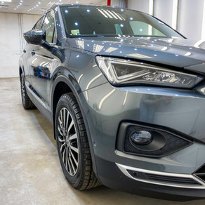 SEAT TARRACO - Dīteilinga komplekss jaunam auto