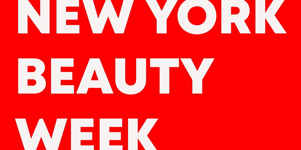 NEW YORK BEAUTY WEEK hosted by DIVERSITY IN BEAUTY®