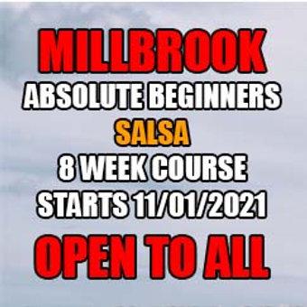 MSC Absolute Beginners Salsa - Millbrook