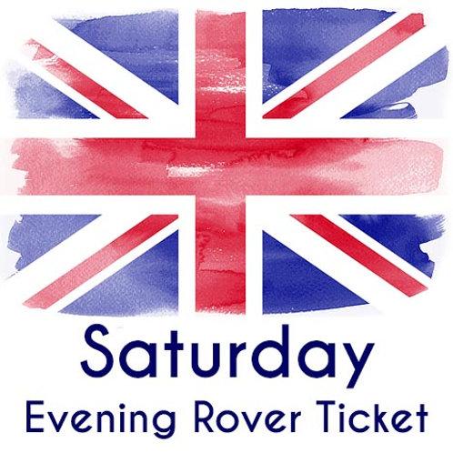 Saturday Evening Admission