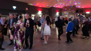 Social dancing is well and truly back...!