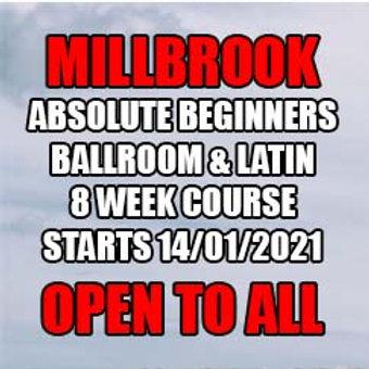 ThA Absolute Beginners Ballroom & Latin - Millbrook