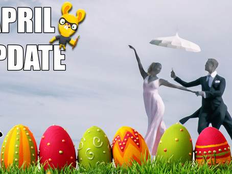 Happy Easter Update!