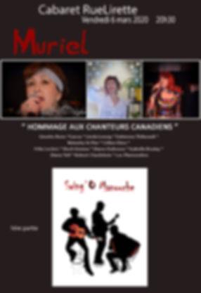 Muriel & Swing O Manouche