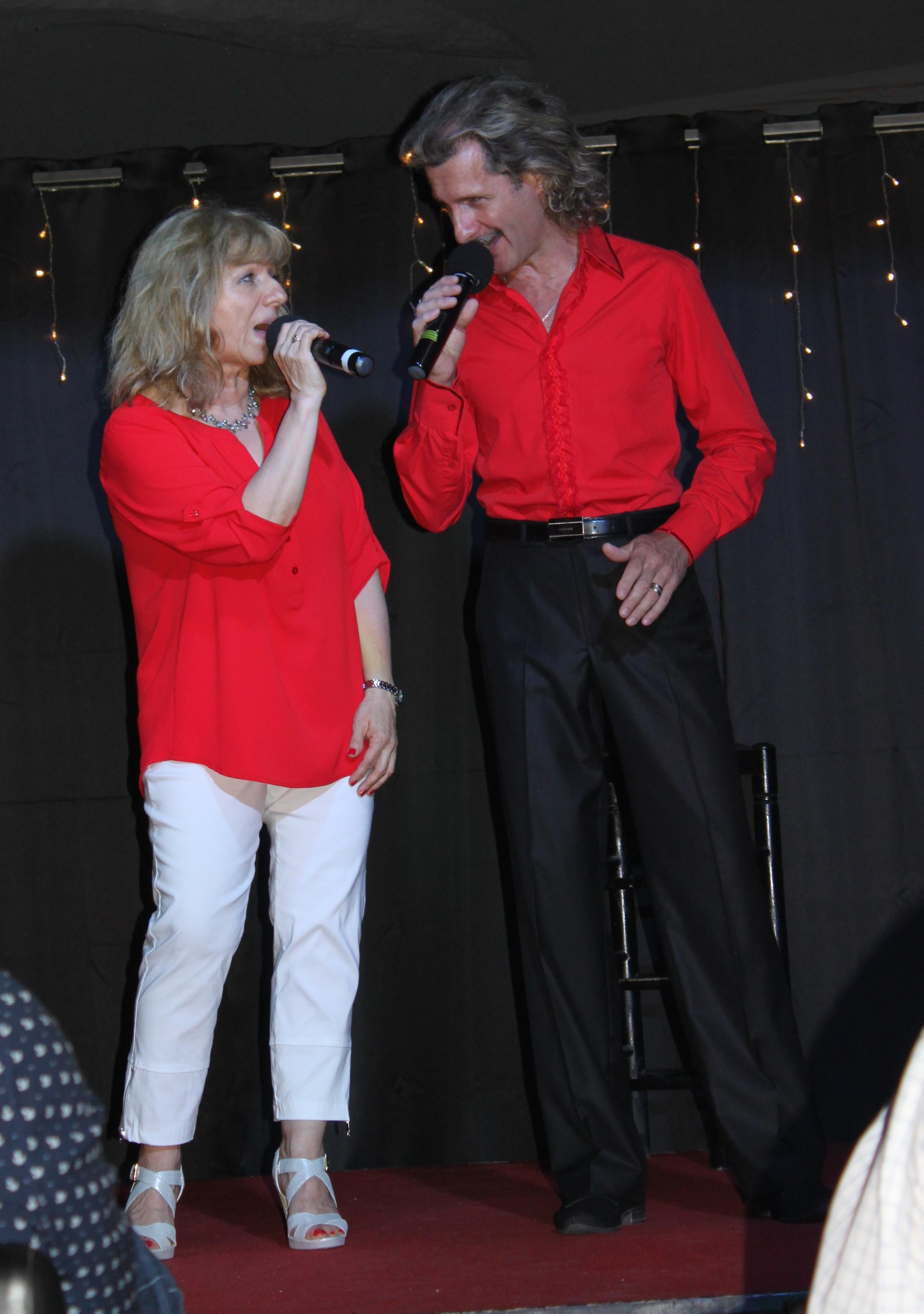 Patricia & Bruno