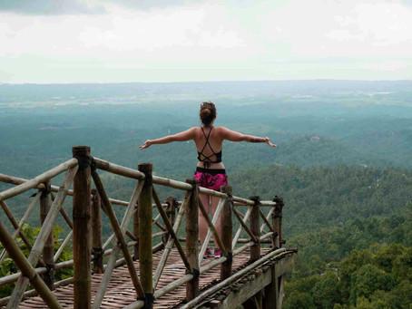 Let's escape to Bali!