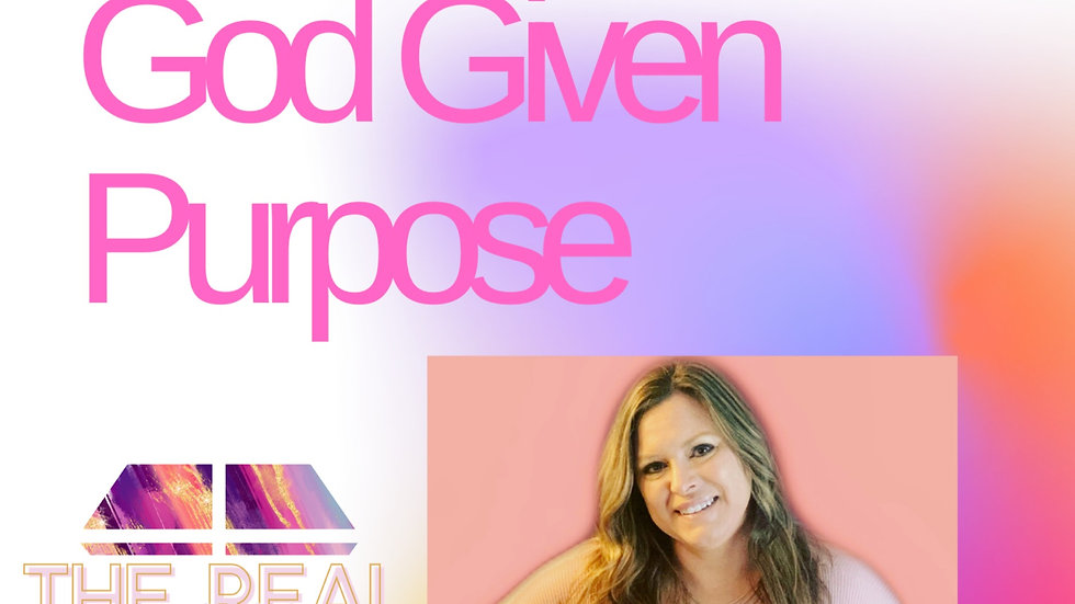 6 Steps To Stepping Into Your God Given Purpose