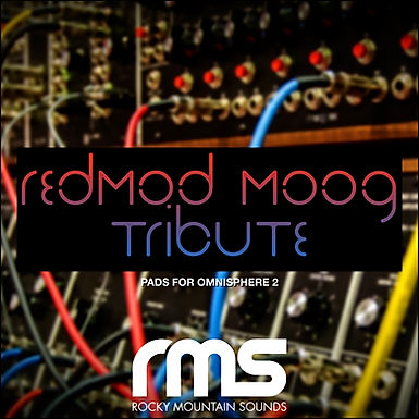 RedMod Moog Tribute for Omnisphere 2 - Unify Enhanced