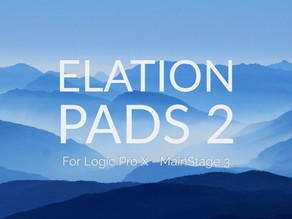 Elation Pads 2 behind the scenes