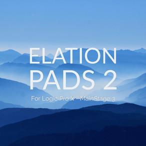 Elation Pads 2 behind the scenes
