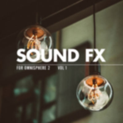Sound FX Vol 1 for Omnisphere 2