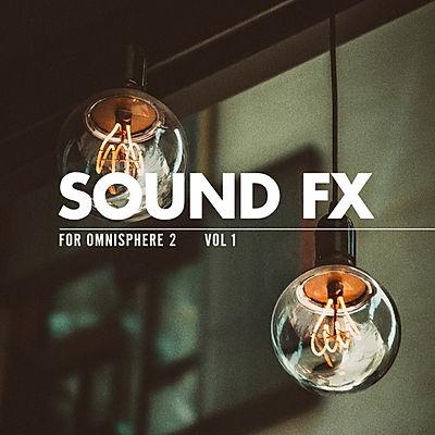Sound FX Vol 1 for Omnisphere 2