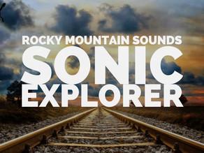 Sonic Explorer - Fall 2018