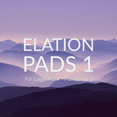 Elation Pads Vol 1 for MainStage 3