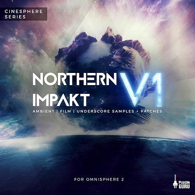 Northern Impakt V1 for Omnisphere 2 - Unify Enhanced