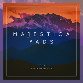 Introducing Majestica Pads Vol 1 for MainStage 3