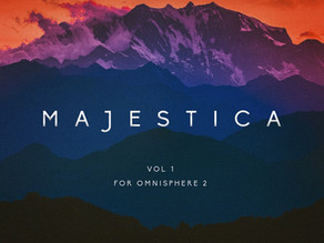 Introducing Majestica for Omnisphere 2
