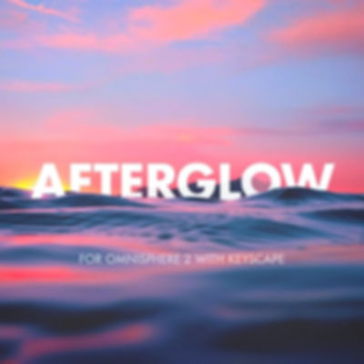 Afterglow for Omnisphere 2 with Keyscape