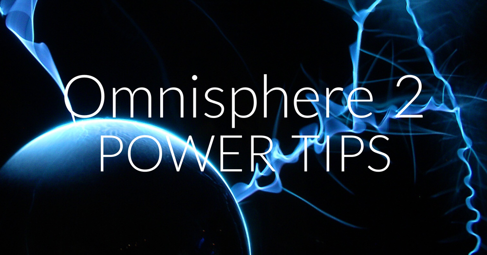 Power Tips - Omnisphere 2 - Moving the STEAM folder