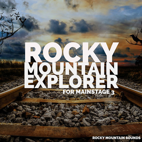 Rocky Mountain Explorer V1 for MainStage 3
