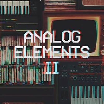 Analog Elements Vol 2 for MainStage 3