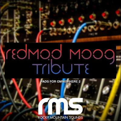 RedMod Moog Tribute for Omnisphere 2 - Unify Enhanced