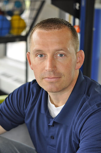 Brian Boehme Lethbridge Physiotherapist.
