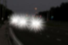 ночное зрение с аберрациями