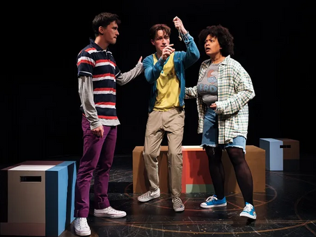 Review of 'Dumbledore Is So Gay' at the Pleasance Theatre