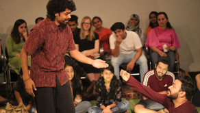 Interacting with my heritage and identity as an Indian theatre-maker