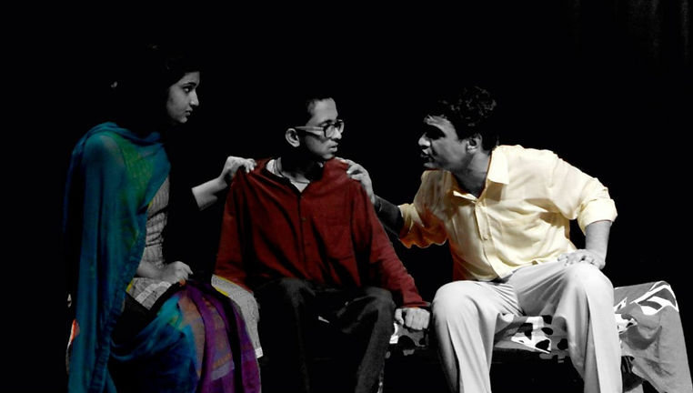 An exploration of a writer's inner mind by Fourth Wall Productions based on the original script by Manav Kaul.