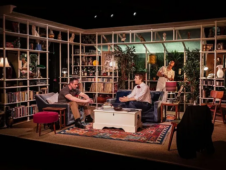 Review of Kevin Elyotand's 'My Night With Reg' at The Turbine Theatre