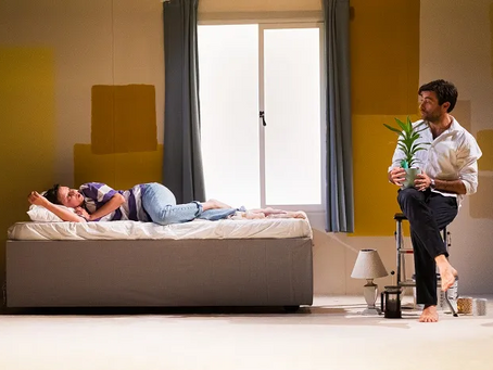 Review of 'Anything is Possible if you Think about it Hard Enough' at the Southwark Playhouse