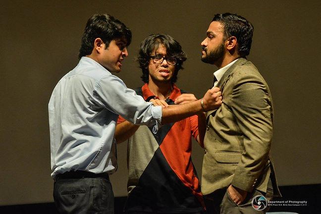 An adaptation of Yasmina Reza's Tony Award winning play that explores the connection between taste and friendship.