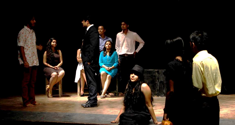 A production of Luigi Pirandello's most celebrated works in the Theatre of the Absurd genre.
