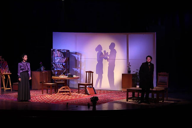 A performance of Henrik Ibsen's classic play in Hindi by the Little Theatre Group Repertory.