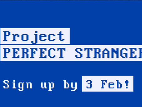 """Review of """"Perfect Stranger"""" by ZU-UK"""