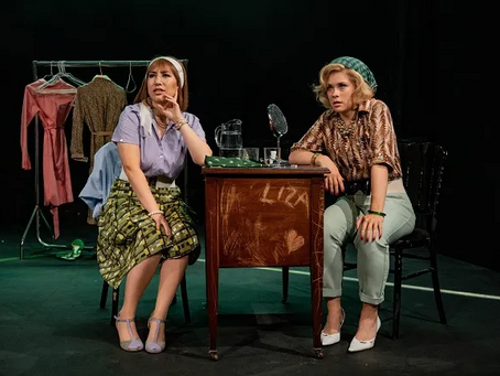 Review of 'Funny Girls' at the New Wimbledon Theatre