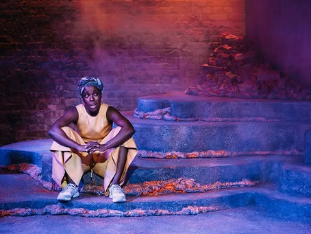 Review of 'Lava' by Benedict Lombe at The Bush Theatre