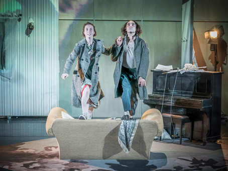 Review of Hampstead Theatre's Revival of The Two Character Play by Tennessee Williams