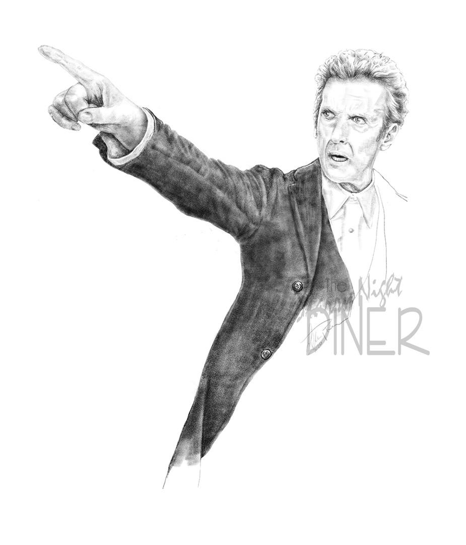 #12 Doctor Peter Capaldi