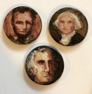 Dead Presidents - Lincoln, Washington, Jackson