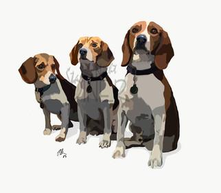 Farmer Beagles