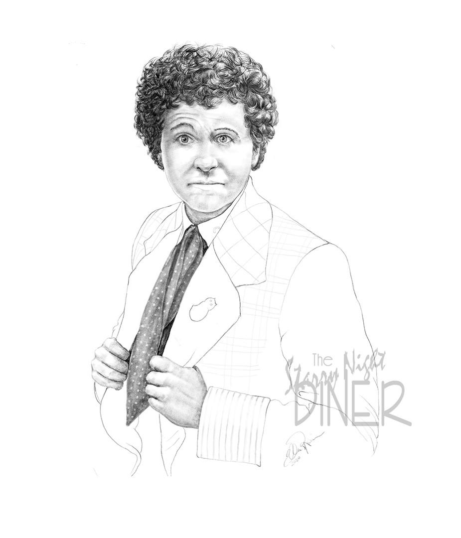 #6 Doctor Colin Baker