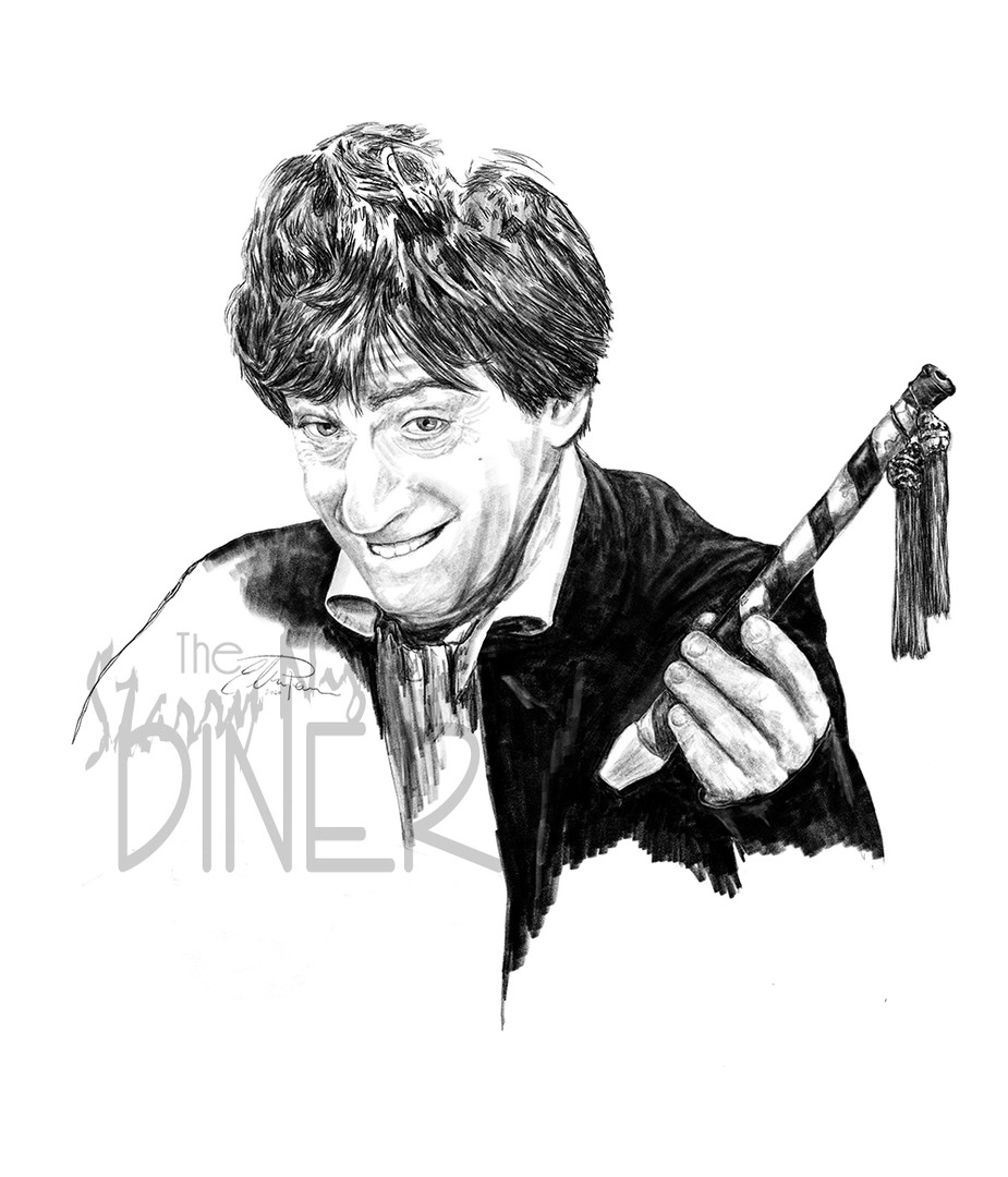 #2 Doctor Patrick Troughton