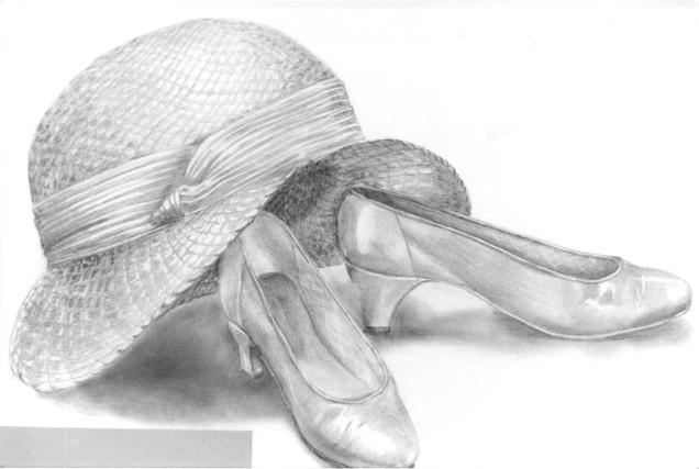 Hat Series - Still Life