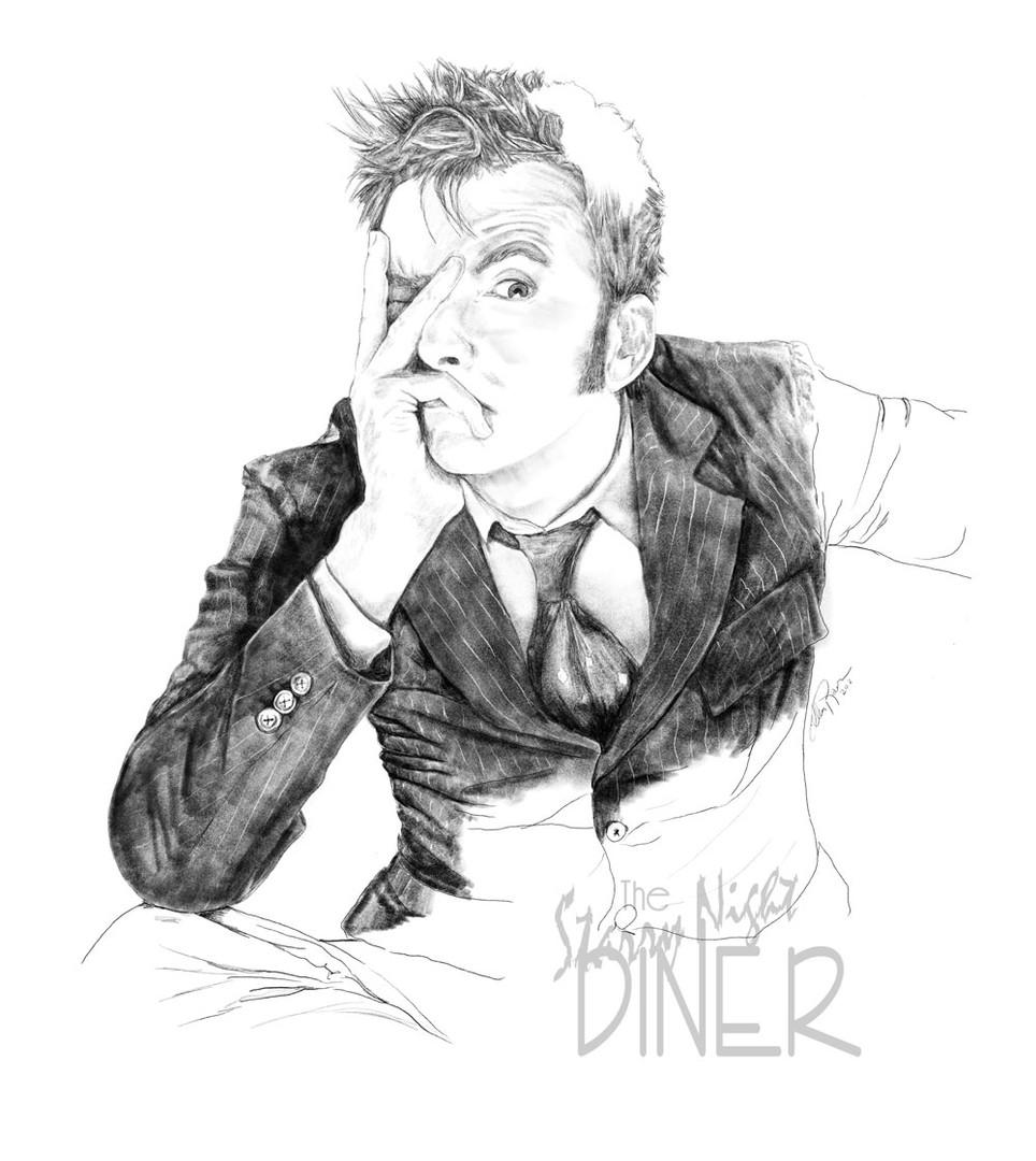 Doctor #10 David Tennet