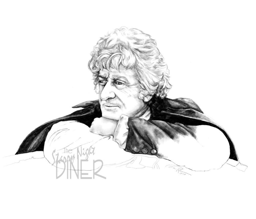 Doctor #3 Jon Pertwee